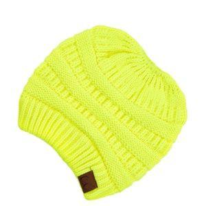 Accessories - Neon Winter Hat